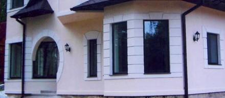 Штукатурные фасады KREISEL