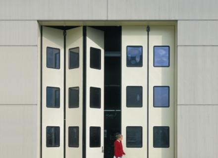 Ворота складывающиеся